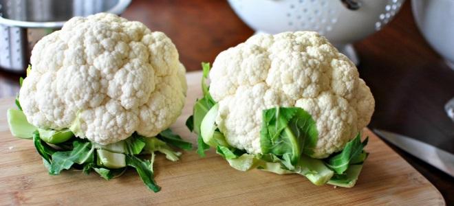 Блюда из цветной капусты – интересные рецепты на любой вкус!
