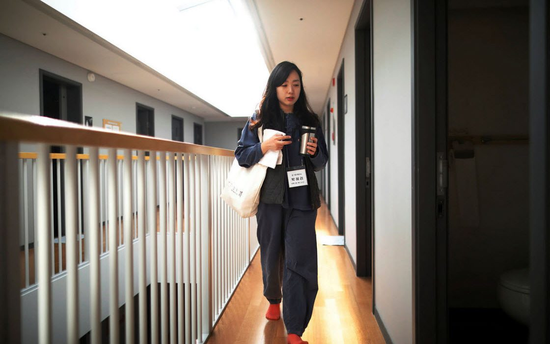 Жители Южной Кореи платят, чтобы побыть в тюрьме