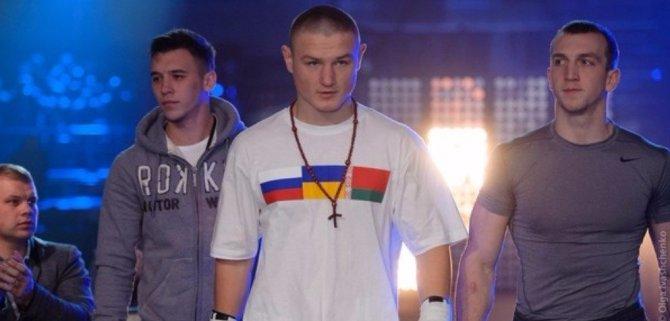 Украинский боксер рискнул вы…