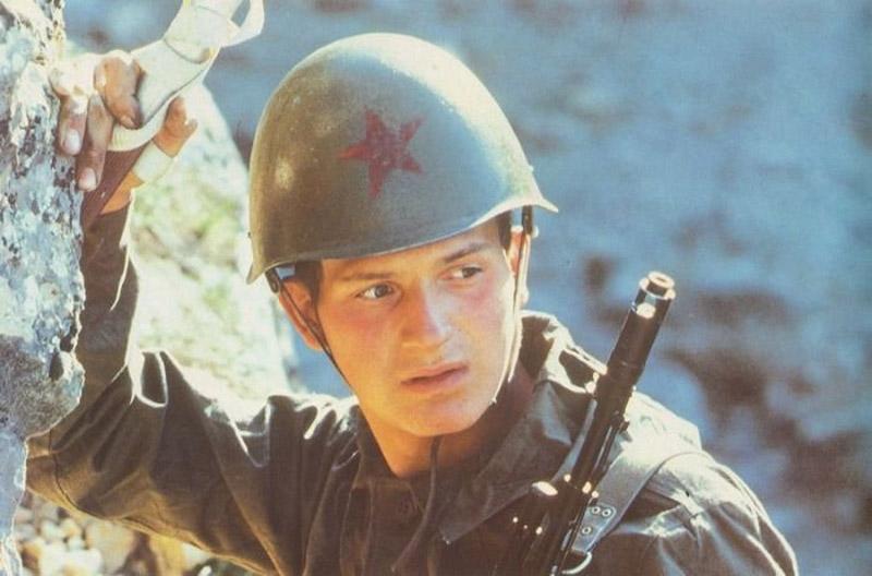 солдат ссср фото того