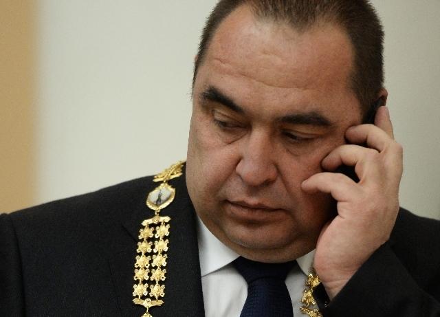 """Поступила информация: Плотницкий находится в питерском СИЗО """"Кресты""""?"""