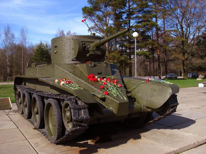 7 советских танков, про которые большинство соотечественников и не слышало