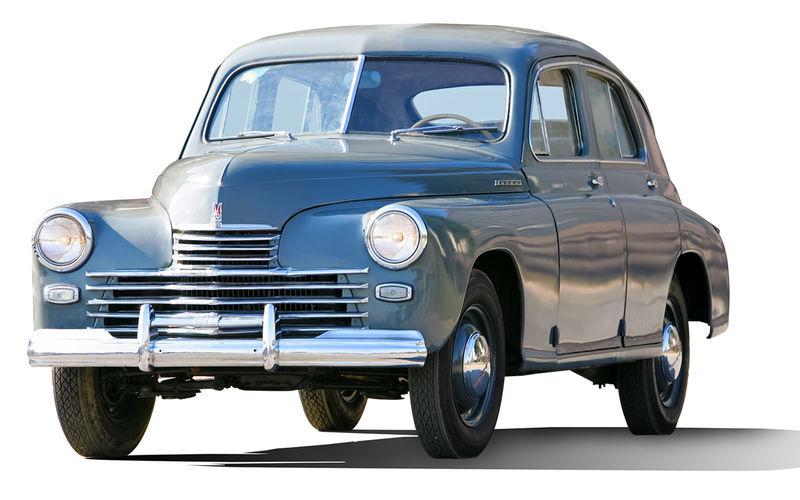 Победа ГАЗ-М20 — чья копия?