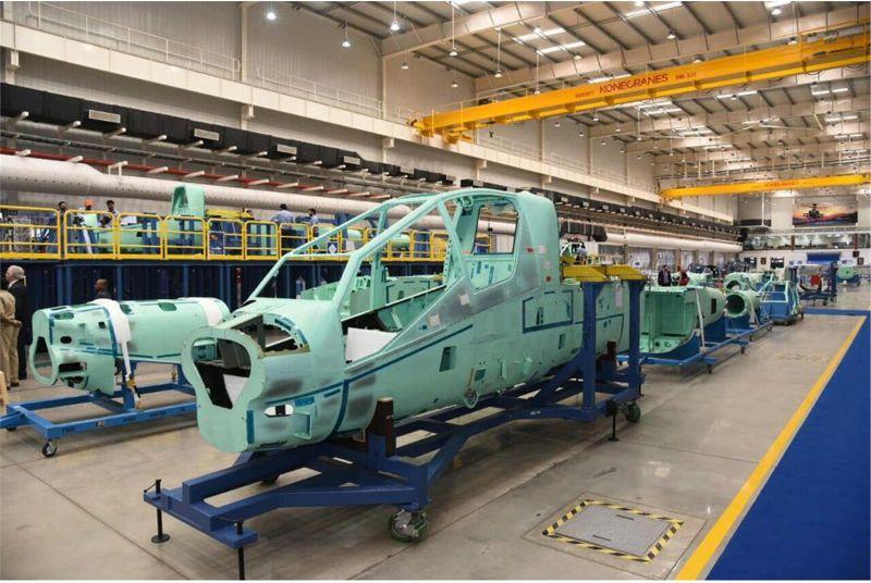 Фюзеляжи боевых вертолетов AH-64 Apache будут изготавливаться в Индии