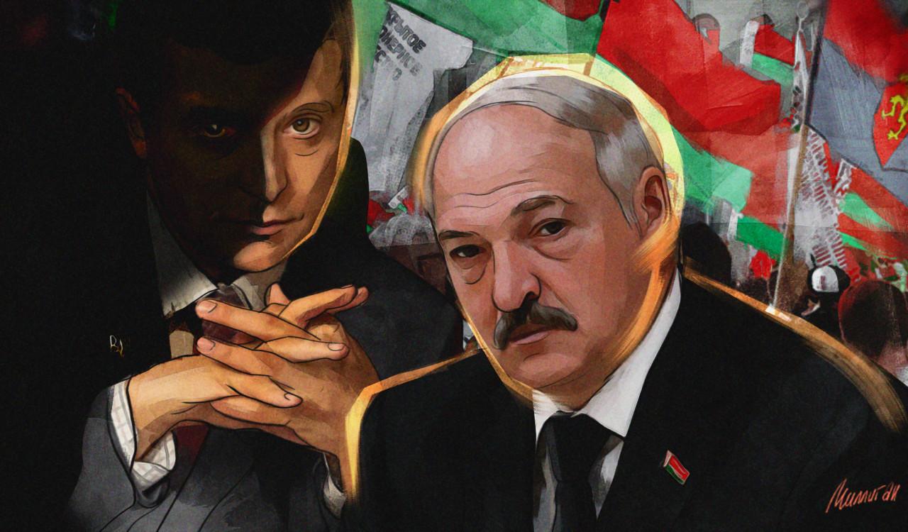 Разрыв с Белоруссией усугубит экономическое положение Украины геополитика,украина