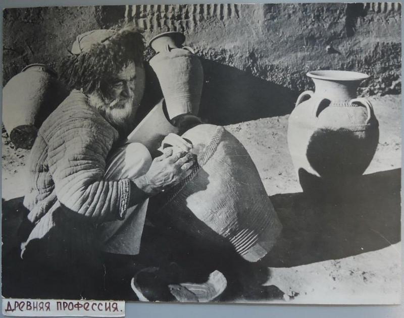 Снимки 1960-70-х годов фотографа-этнографа Георгия Аргиропуло 49