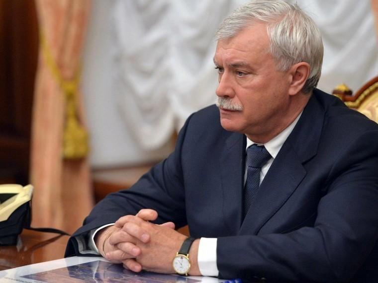 Георгий Полтавченко поздравил хоккеистов спобедой