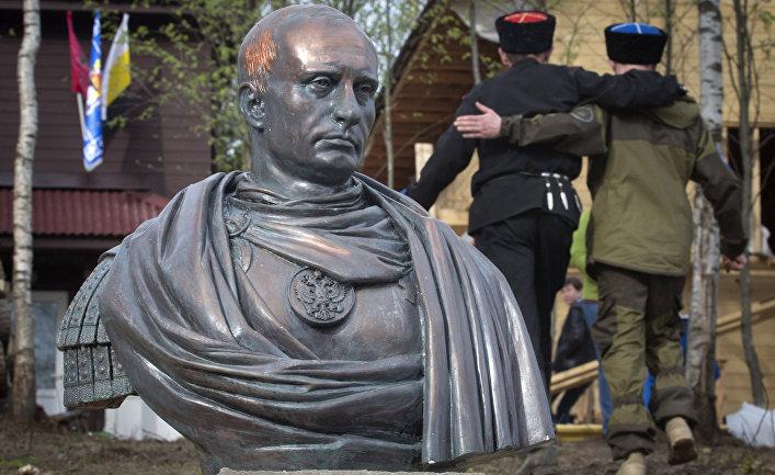 Россия без Путина была бы страной, развязывающей войны, но усыпляющей бдительность Запада