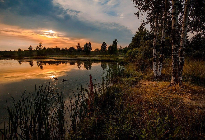 Красивые пейзажи россии в картинках