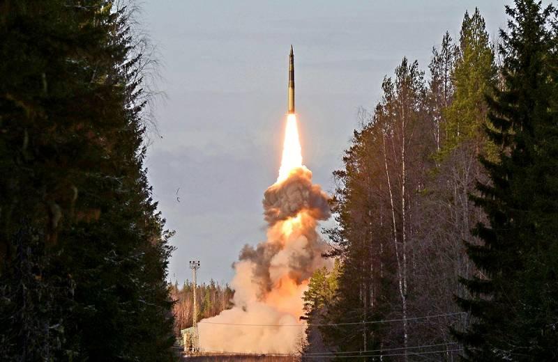 «Периметр-2»: в России появился новый центр управления ядерными силами Политика