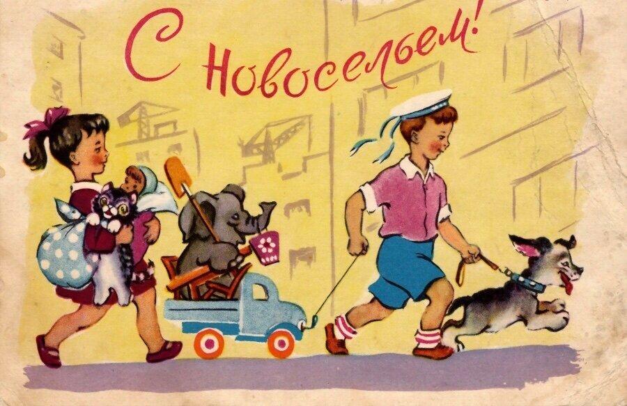 «В СССР давали бесплатные квартиры» — глупый миф, в который до сих пор верит наш народ жилье,о недвижимости,ссср