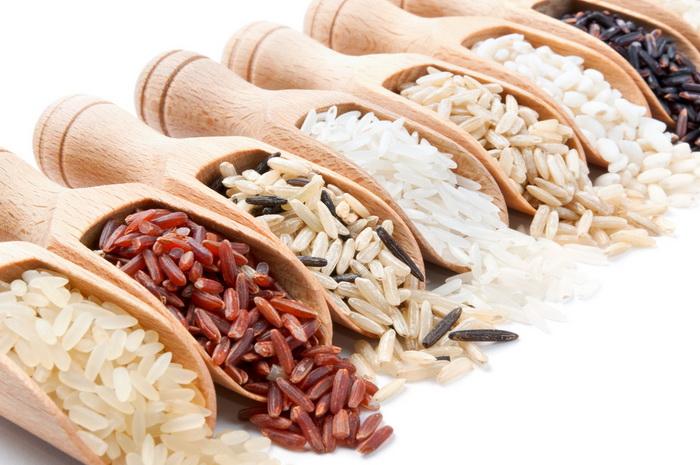 Для каждого сорта риса - свой способ приготовления.