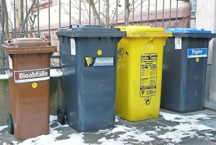 Мытье мусора, отсутствие мочалок и еще 11 странных привычек немцев Германия,интересное,общество,интересные факты,отличия,привычки