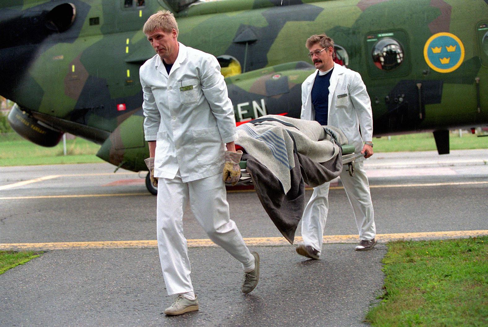 """Пассажиров парома """"Эстония"""" убили США геополитика"""