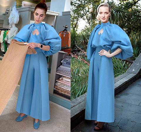 Модная битва: Алена Ахмадуллина против Екатерины Вилковой