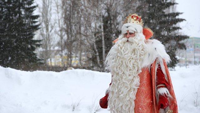 Дед Мороз посоветовал не про…