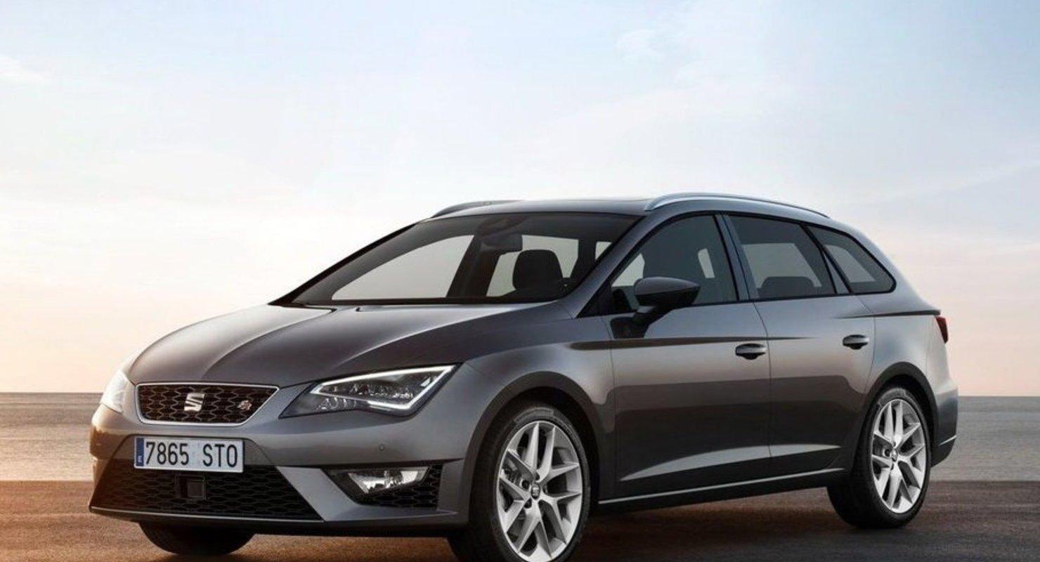 В России запатентовали Seat Leon в кузове универсал Автомобили