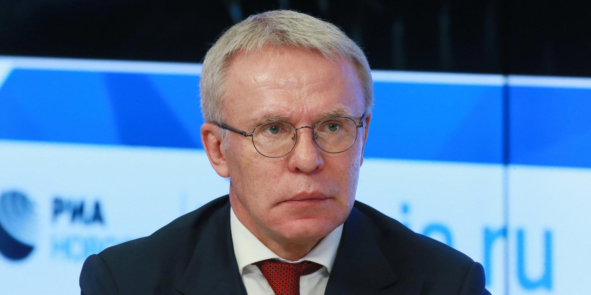 Фетисов: