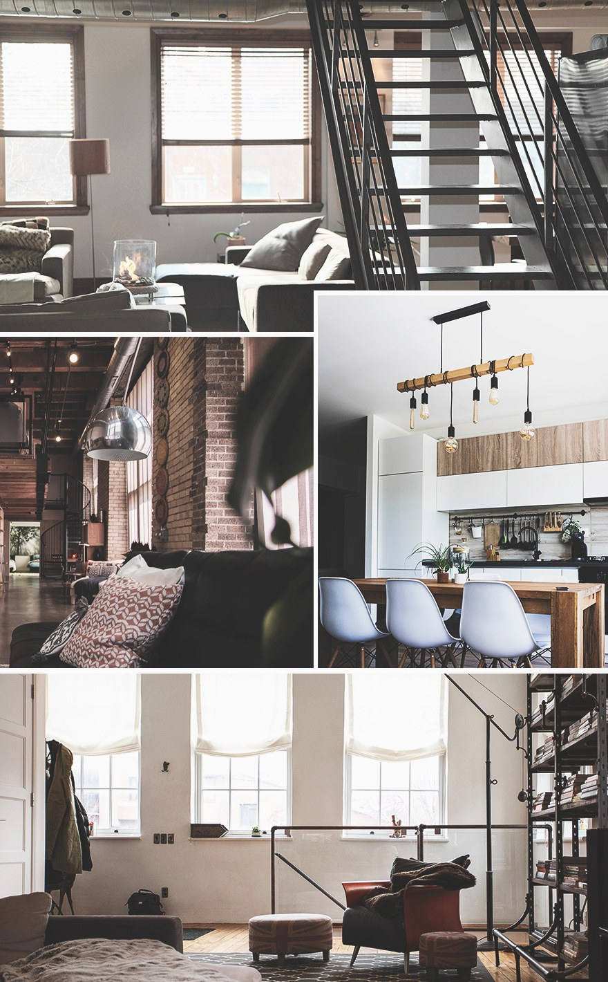 5 причин, почему всем так нравится стиль лофт идеи для дома,интерьер и дизайн