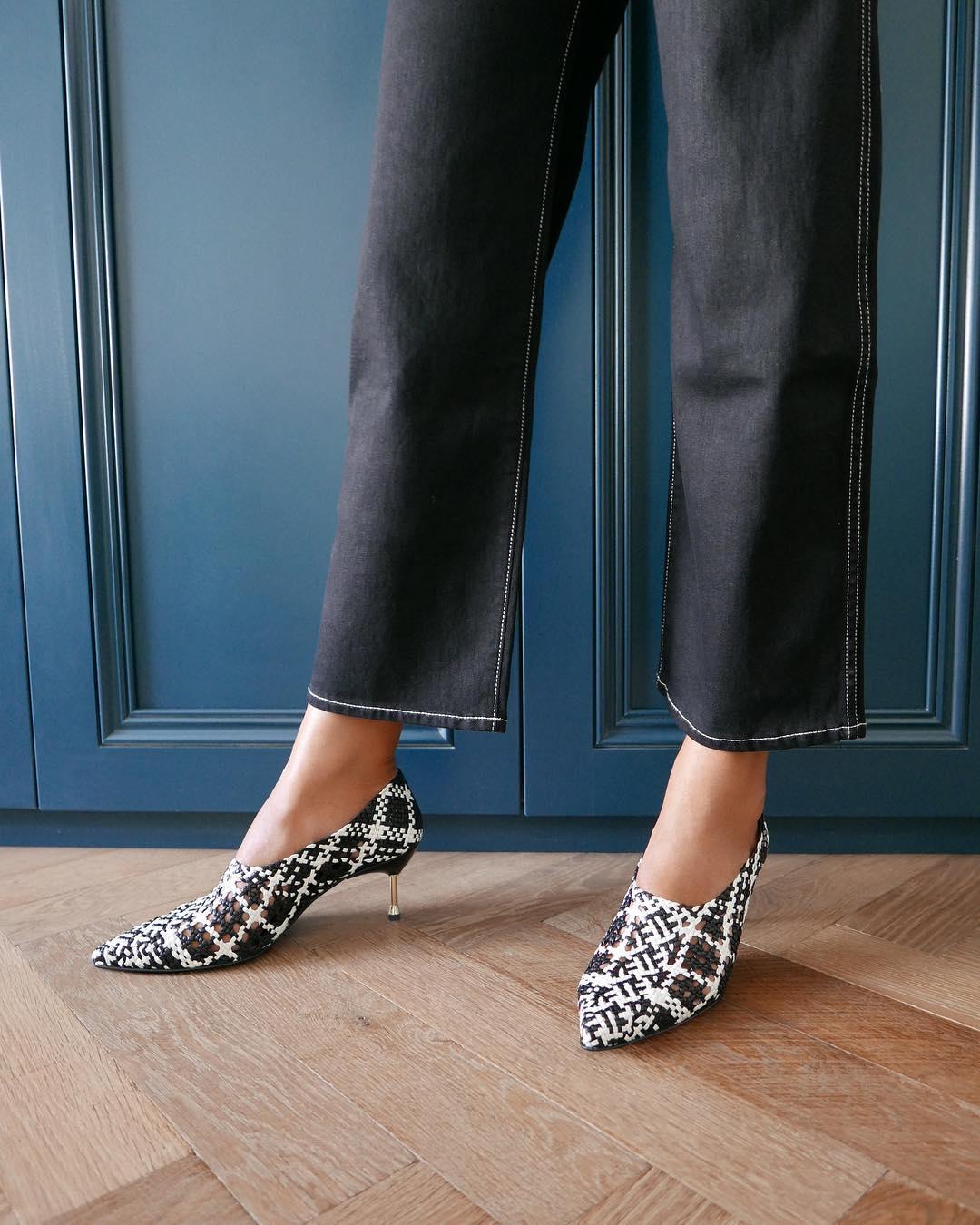 модные туфли лета фото 11