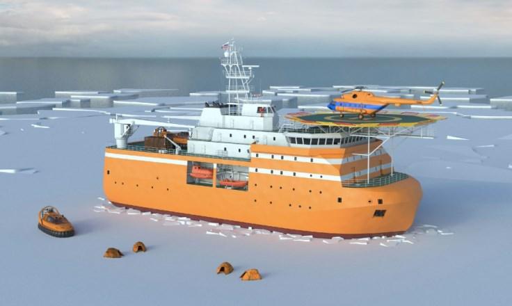 Россия строит новую арктичес…