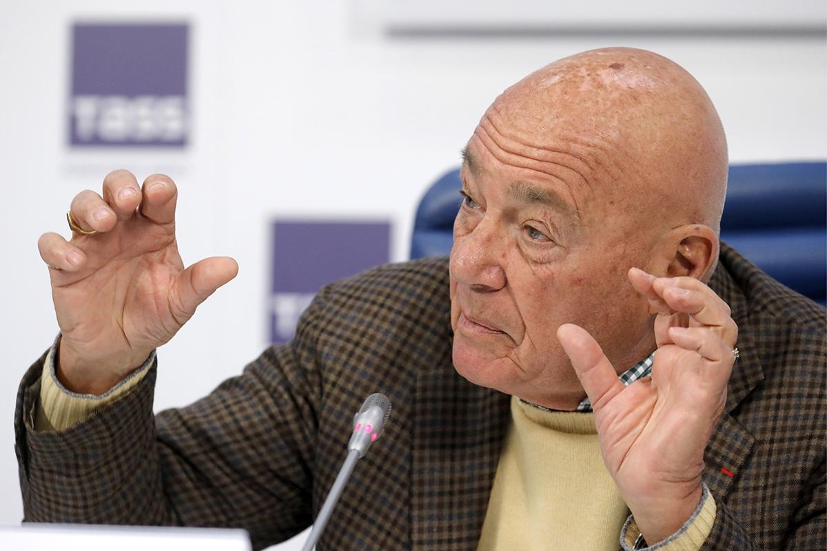 Познер ответит на обвинения в расизме перед Общественной коллегией