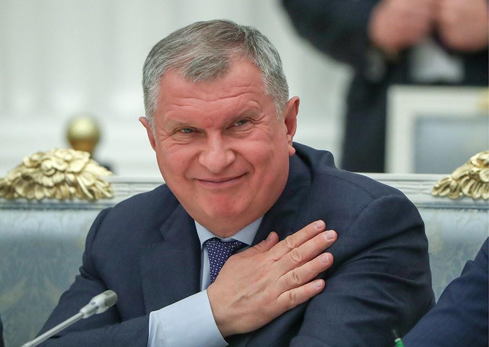 Сечин попросил у Кремля льго…