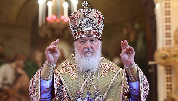 Патриарх Кирилл объяснил суть высказывания «Россия встала с колен»