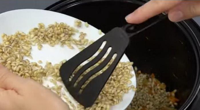Каша из четырех круп: вкусное и ароматное блюдо