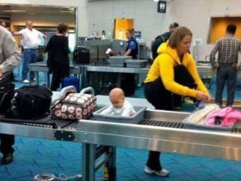 20 путешественников, чей багаж вас очень удивит