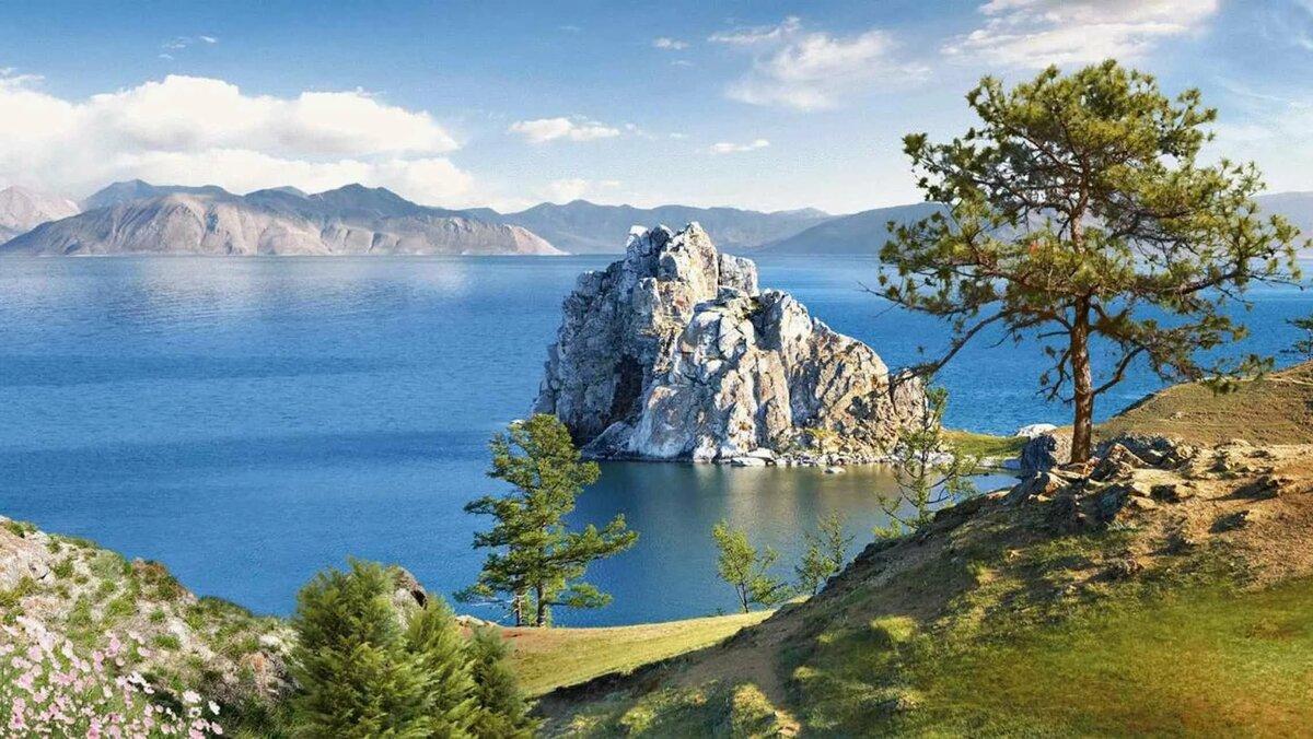 Славное море, священный Байкал