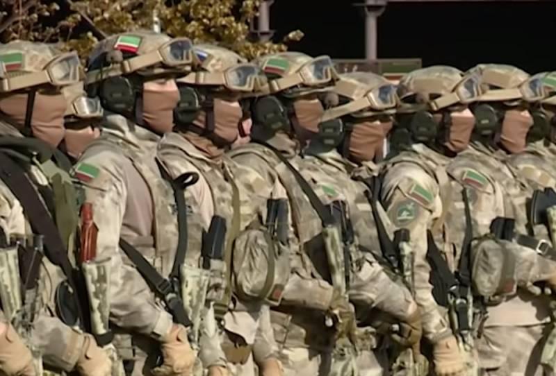 США испугались чеченского спецназа новости,события,в мире