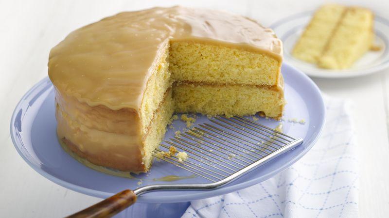 Торт «Карамельная девочка»: …