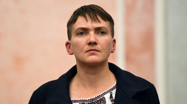 Савченко: Миротворцы не помо…