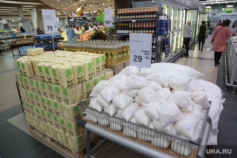 После указа Путина в Тюмени начался резкий рост цен на продукты