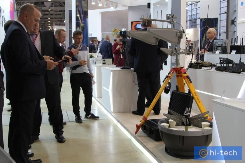 Роботы и антидроны на службе в российской армии