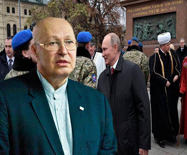 Политолог Соловей: правитель…