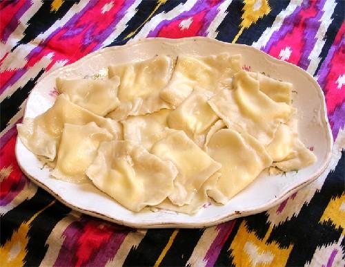 Тухум-барак. Кулинарные шедевры Голиба. Фото-рецепт