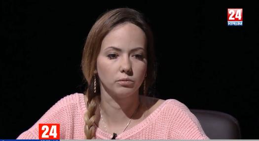 Бардовская извинилась перед Донбассом за украинский флаг в Крыму