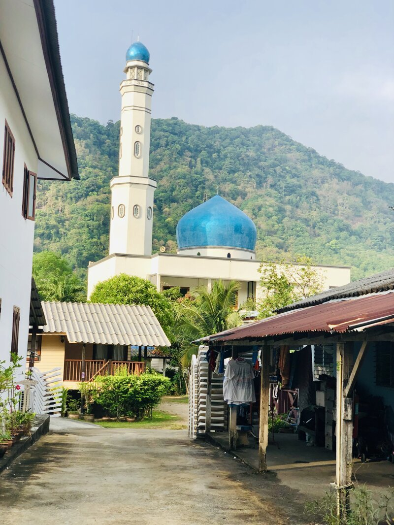 Мусульманский квартал азия, море, отдых, путешествие, пхукет, тайланд, экзотика