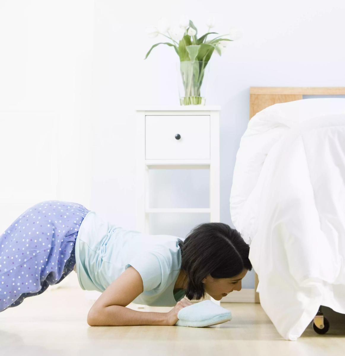 6 мест, которые вы всегда забываете убрать быт,полезные советы,уборка