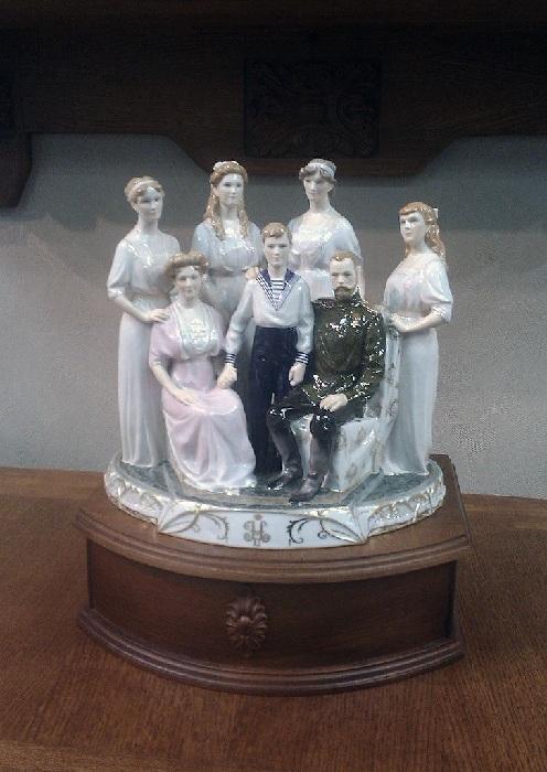 Чем знаменита на весь мир фарфоровая империя семьи Кузнецовых: Дулевский фарфор