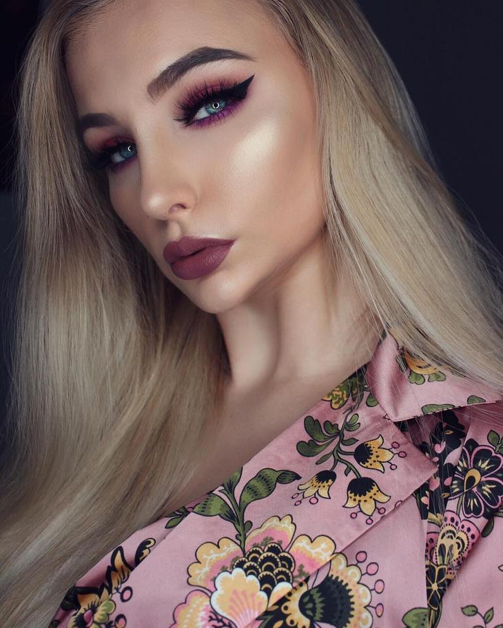 Beauty-тренд сезона — новые smoky eyes