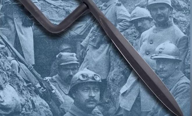Клинки и ножи пехоты во времена Второй мировой
