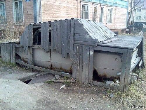 Царь-гараж существует, но у каждого он свой архитектура,ремонт и строительство