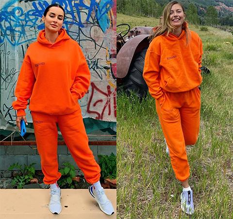 Модная битва: Тина Канделаки против Марии Шараповой
