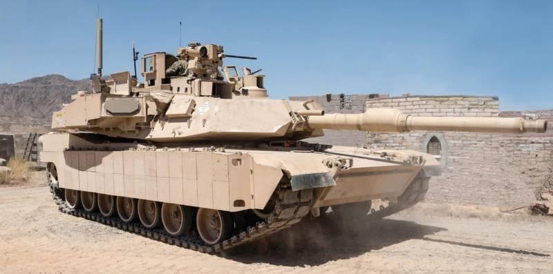 Танки M1A2C прошли испытания суровым климатом Аляски оружие,танки