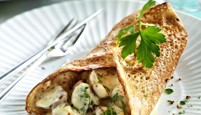 Фантастически вкусные блины с начинкой + рецепты простых начинок блины,вкусные новости,кулинария,рецепты