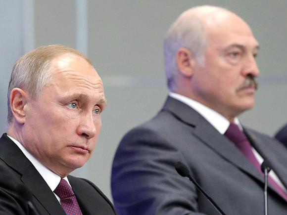 СМИ узнали о «плане» Путина «поглотить» Белоруссию