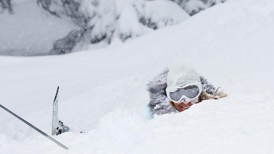 Правила выживания при сходе лавины
